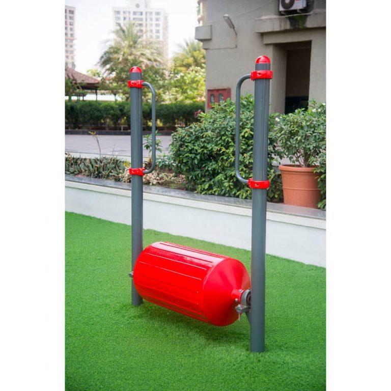 Actual walking barrel | Thriller | SignaturePLAY | Playground Equipment