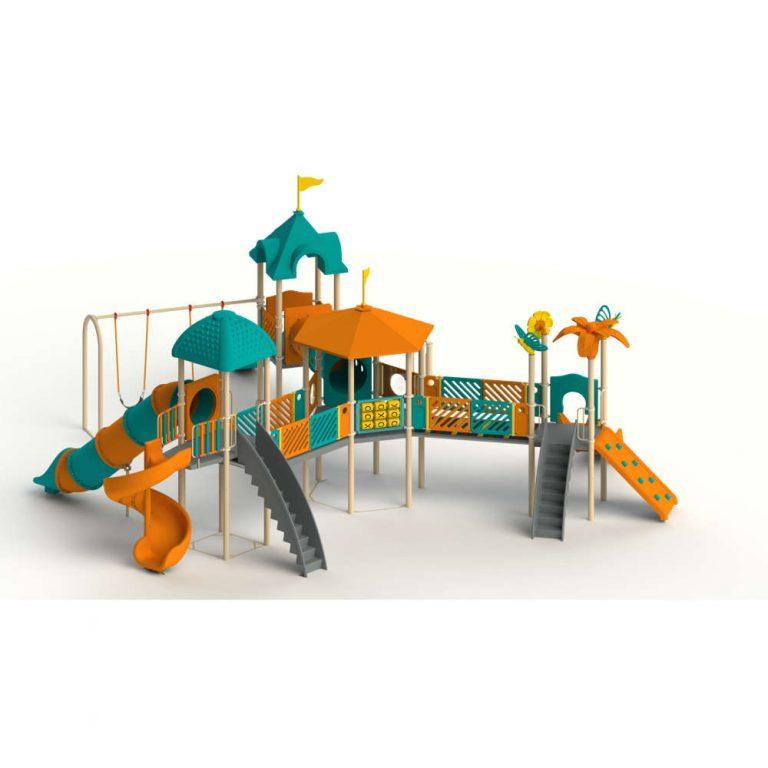 BOOMERANG 2 | Multi activity play systems | SignaturePLAY | Playground Equipment