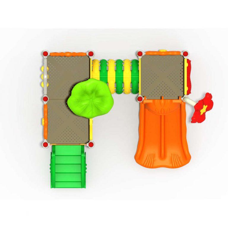 Boxy MASP Top | Multi activity play systems | SignaturePLAY | Playground Equipment
