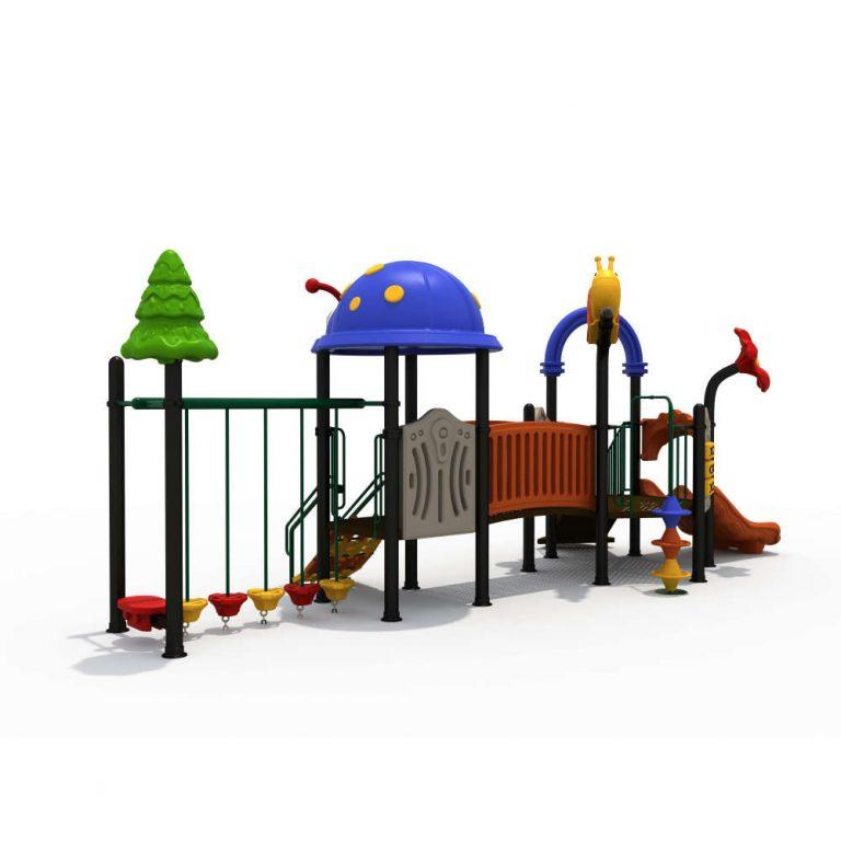 Buggie MAPS B | Multi activity play systems | SignaturePLAY | Playground Equipment