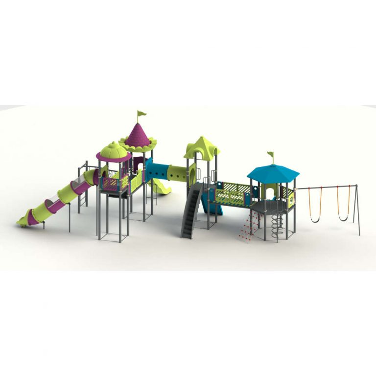 COROLLA 2 | Multi activity play systems | SignaturePLAY | Playground Equipment