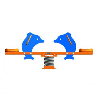 DOLPHIN SEE SAW | See Saw | SignaturePLAY | Playground Equipment