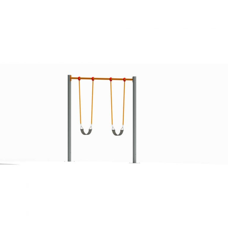 DOUBLE POST SWING | SignaturePLAY | Playground Equipment