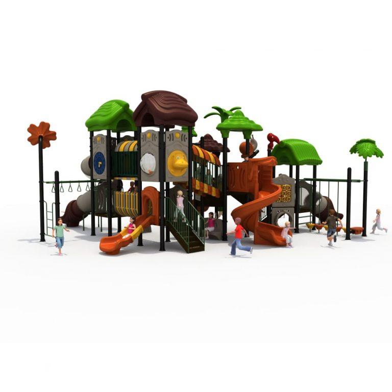 DX Amazon MAPS B | Duplex Multi activity play systems | SignaturePLAY | Playground Equipment