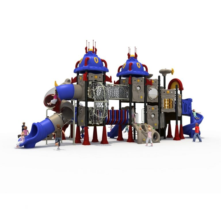 DX Thanos MAPS | Duplex Multi activity play systems | SignaturePLAY | Playground Equipment