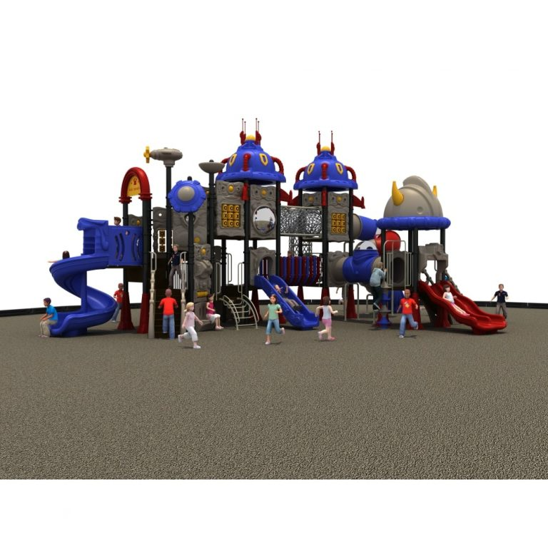DX Thanos MAPS B | Duplex Multi activity play systems | SignaturePLAY | Playground Equipment