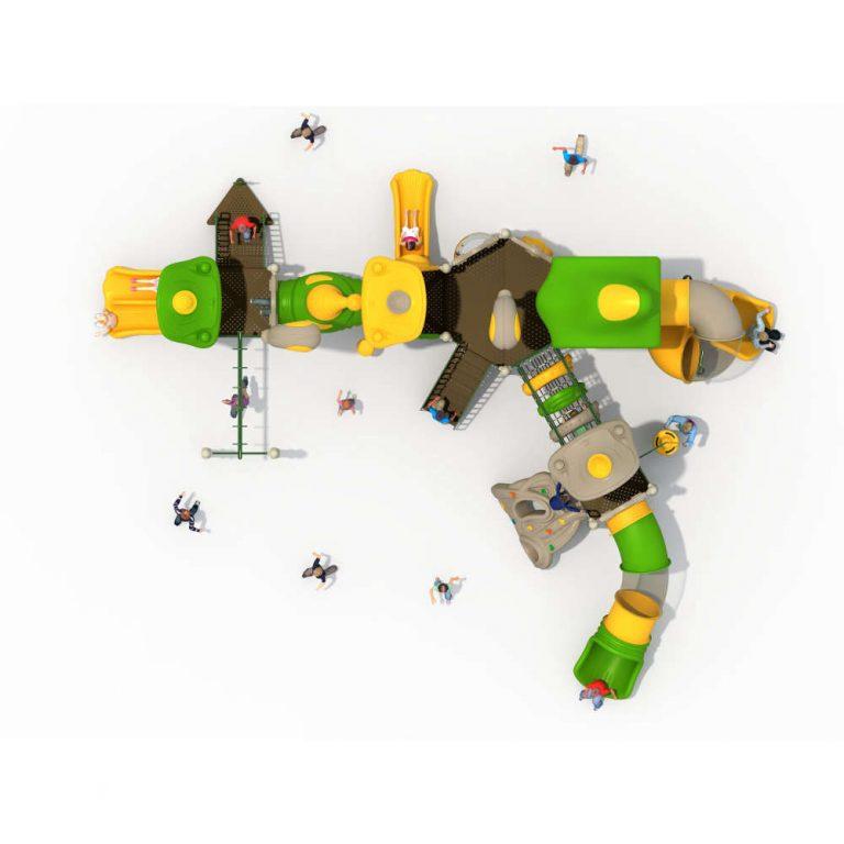 Euglea MAPS C | Multi activity play systems | SignaturePLAY | Playground Equipment