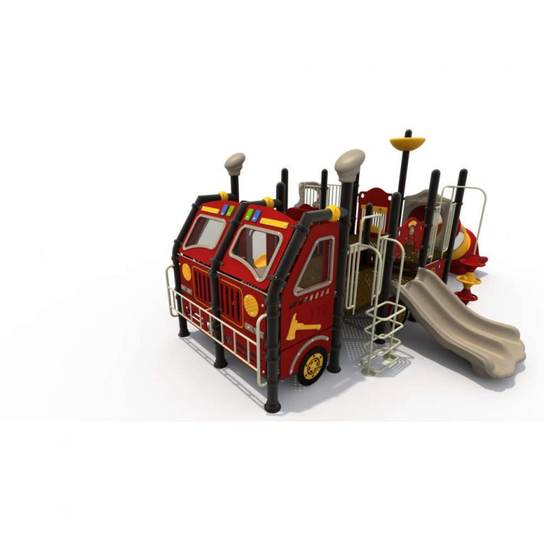 FireStorm MAPS A | Multi activity play systems | SignaturePLAY | Playground Equipment