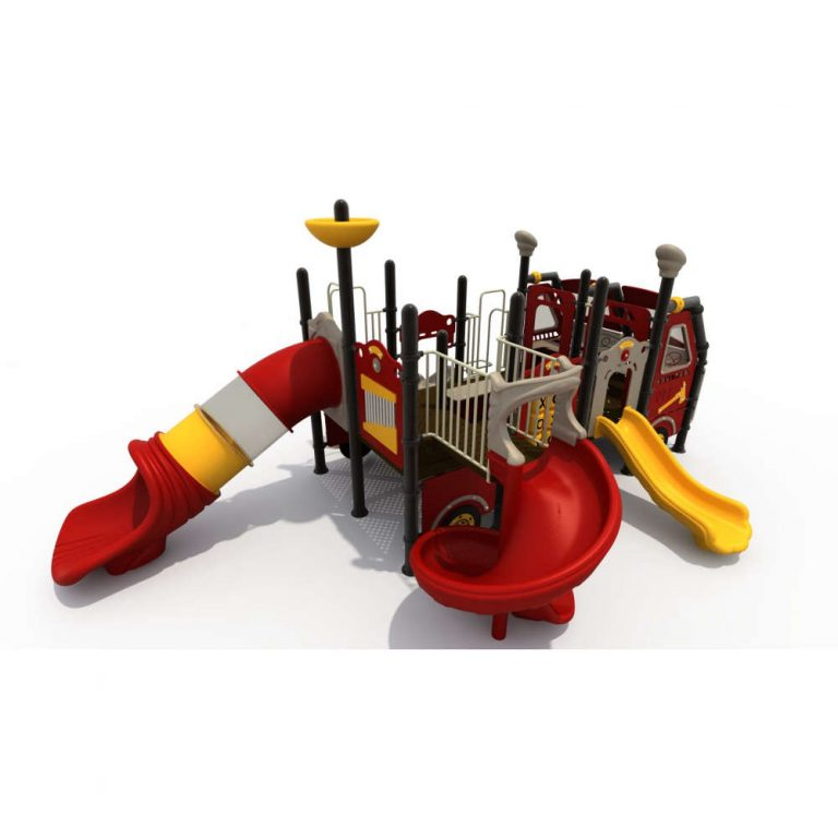 FireStorm MAPS B | Multi activity play systems | SignaturePLAY | Playground Equipment