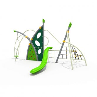 FitAtom MAPS | Multi activity play systems | SignaturePLAY | Playground Equipment