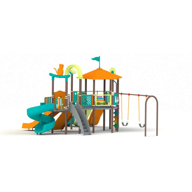GORDON 2 | Multi activity play systems | SignaturePLAY | Playground Equipment