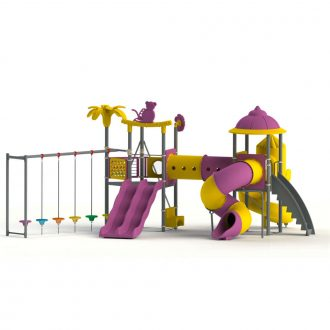 HOPSTER 1 | Multi activity play systems | SignaturePLAY | Playground Equipment