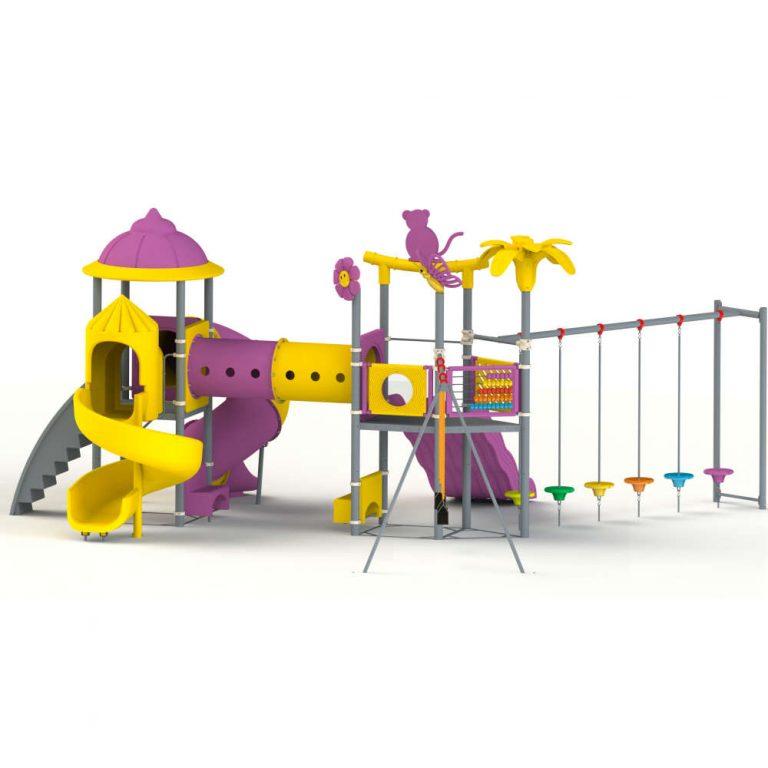 HOPSTER 2 | Multi activity play systems | SignaturePLAY | Playground Equipment