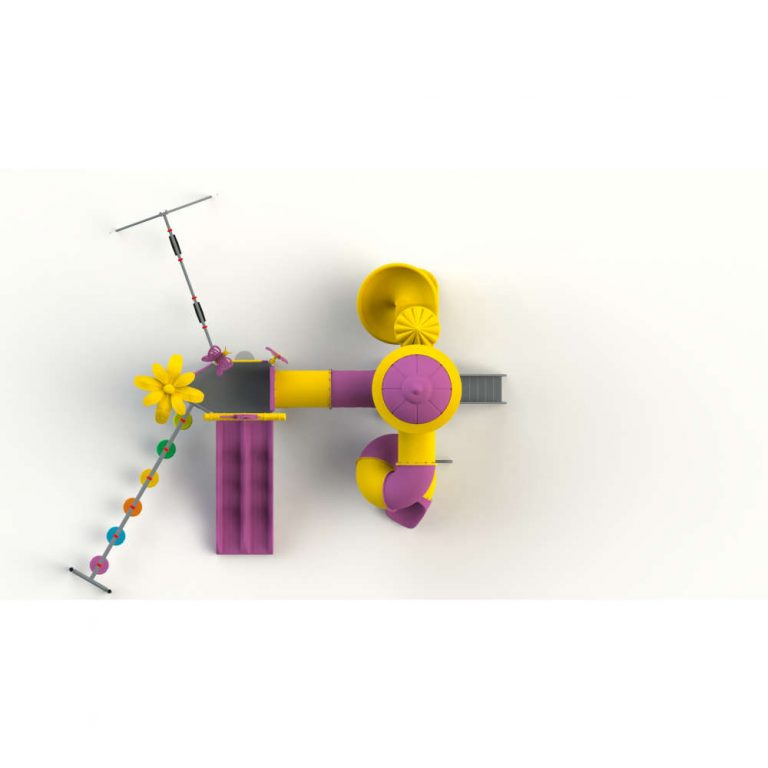 HOPSTER TOP | Multi activity play systems | SignaturePLAY | Playground Equipment
