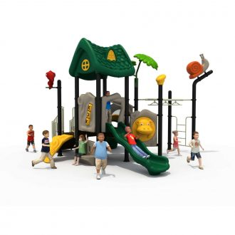 Qushi MAPS A | Multi activity play systems | SignaturePLAY | Playground Equipment