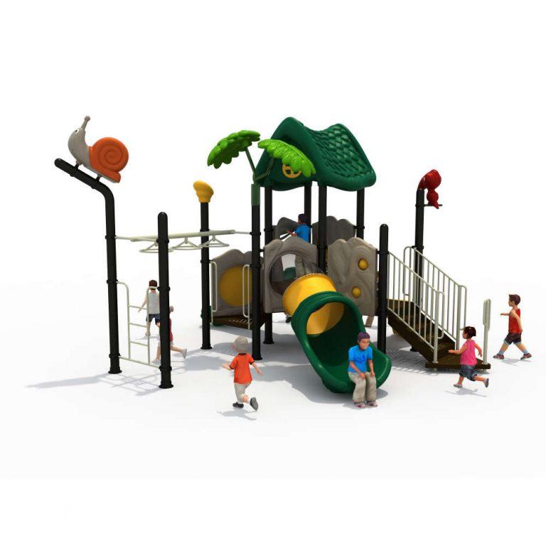 Qushi MAPS B | Multi activity play systems | SignaturePLAY | Playground Equipment