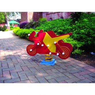 actual-racer-spring-rider | SignaturePLAY | Playground Equipment