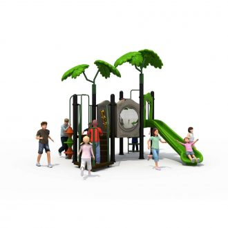 Sprong MAPS A | Multi activity play systems | SignaturePLAY | Playground Equipment
