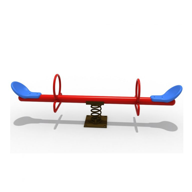 small-us-saw | See Saw | SignaturePLAY | Playground Equipment
