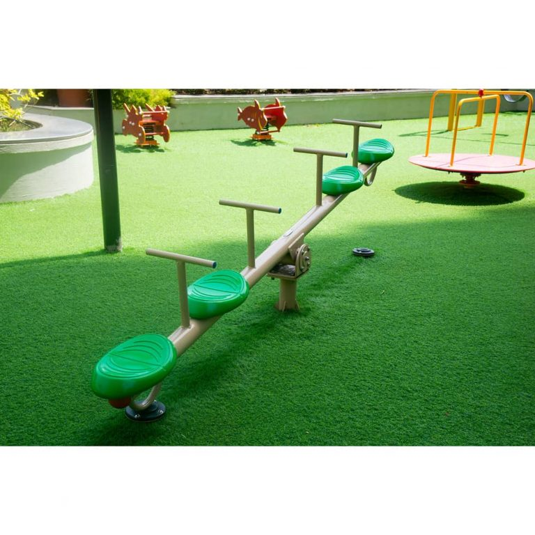 actual-multi-seater-see-saw | See Saw | PLAYTime | Playground Equipment