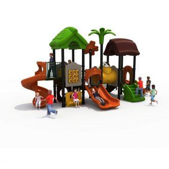 Atria MAPS 1 | Multi Activity Play Systems | SignaturePLAY | Playground Equipment