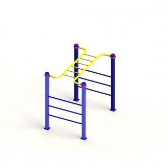 BRIDGE LADDER | Climbers | PLAYTime | Playground Equipment