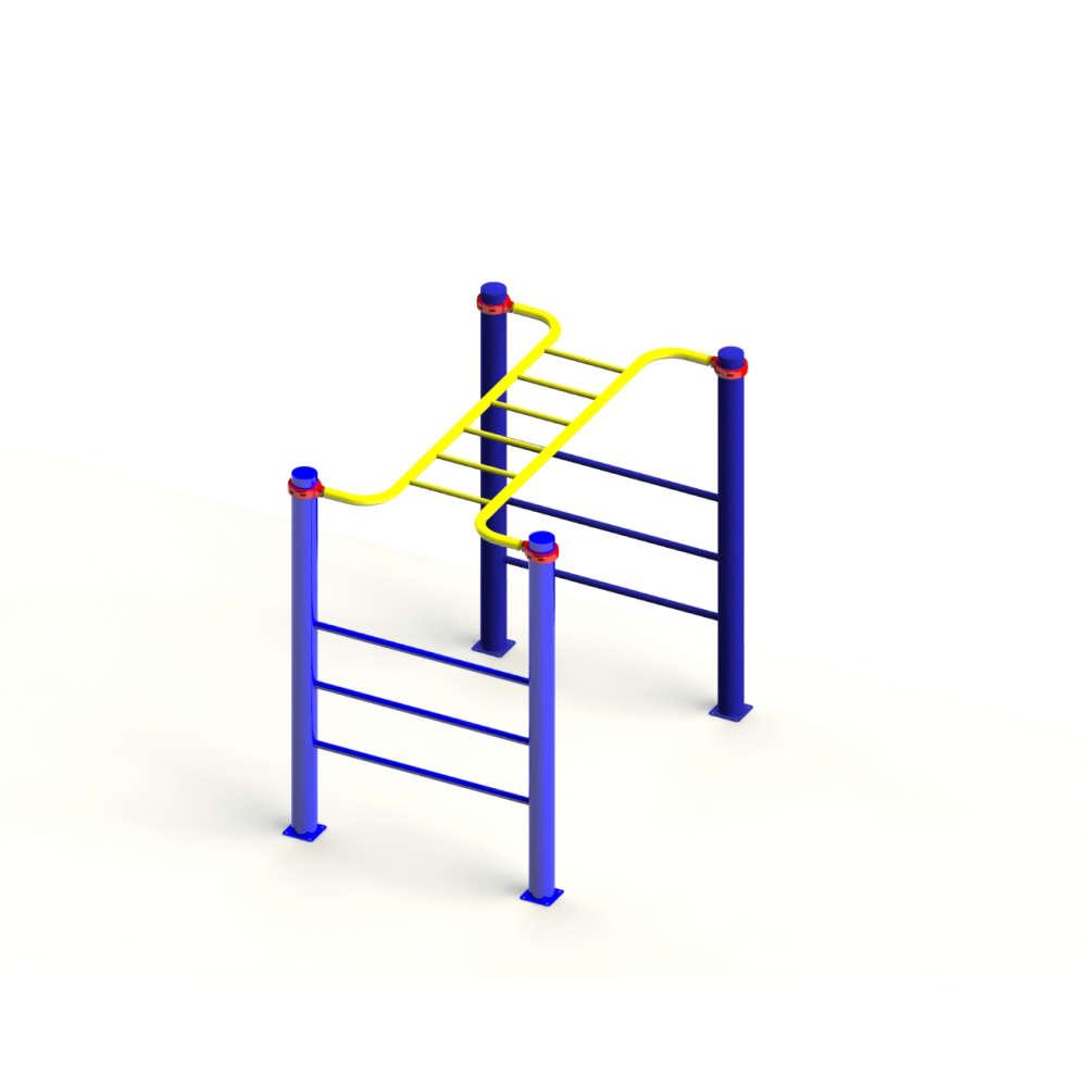 BRIDGE LADDER | Climbers | PLAYTime | Playground Equipment