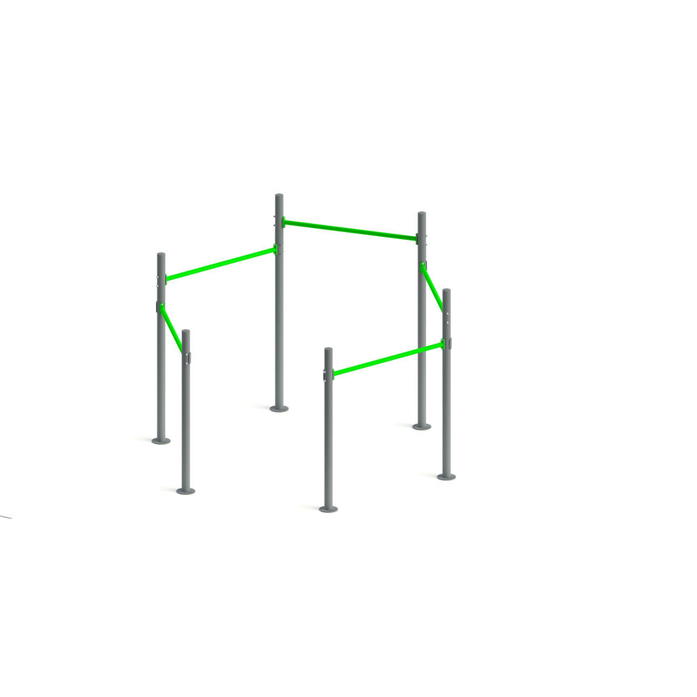 Circular Outdoor Pull Up Station Manufacturer & Supplier ...