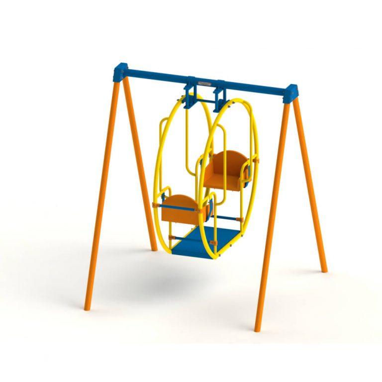 CIRCULAR SWING RN | Playtime | Playground Equipment
