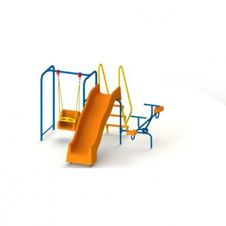 COMBINATION SET 3IN1 | Multi Activity Combination Sets | Playtime | Playground Equipment