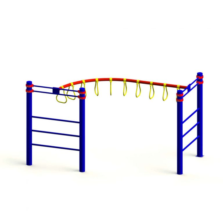 CURVE LOOP CLIMBER | Climbers | PLAYTime | Playground Equipment