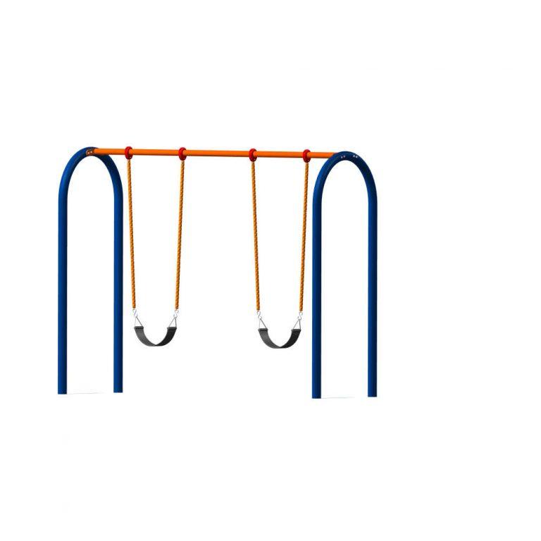 DOUBLE ARC SWING | Playtime | Playground Equipment