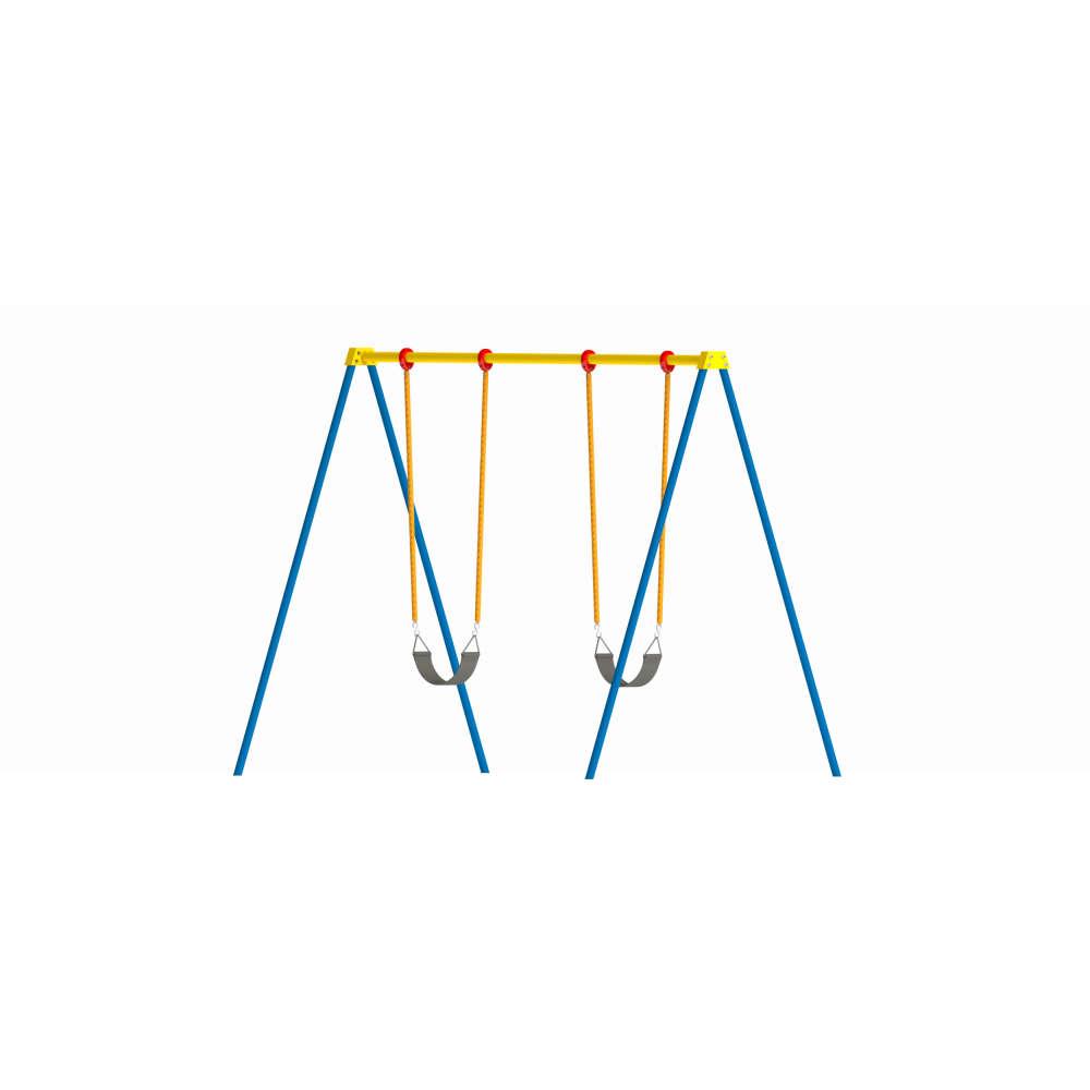 DOUBLE SWING | Playtime | Playground Equipment