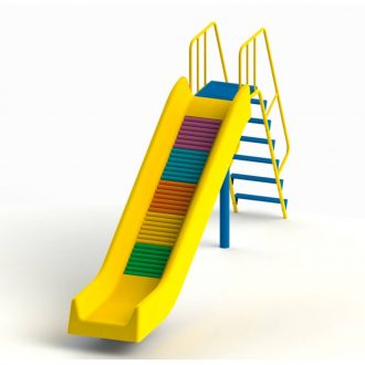 FRP ROLLER SLIDE 5FT | Slides | PLAYTime | Playground Equipment