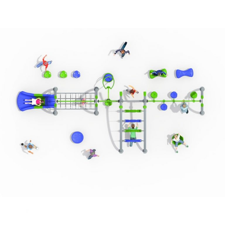 Fitplay MAPS top | Multi Activity Play Systems | SignaturePLAY | Playground Equipment