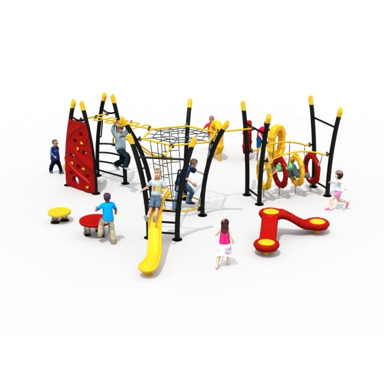 Fitscape MAPS 1 | Multi Activity Play Systems | SignaturePLAY | Playground Equipment