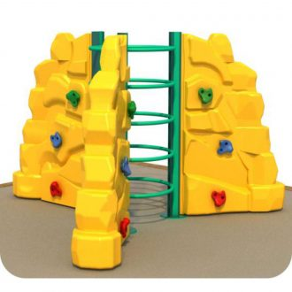 Fuji Climber | Climbers | SignaturePLAY | Playground Equipment