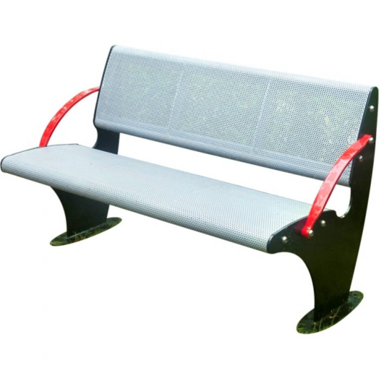 Jazz bench | Garden Décor | SignaturePLAY | Playground Equipment