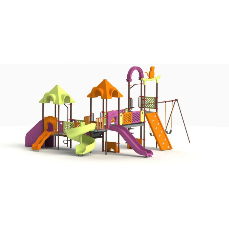 MAPS 51 A | Multi activity play systems | Playtime | Playground Equipment