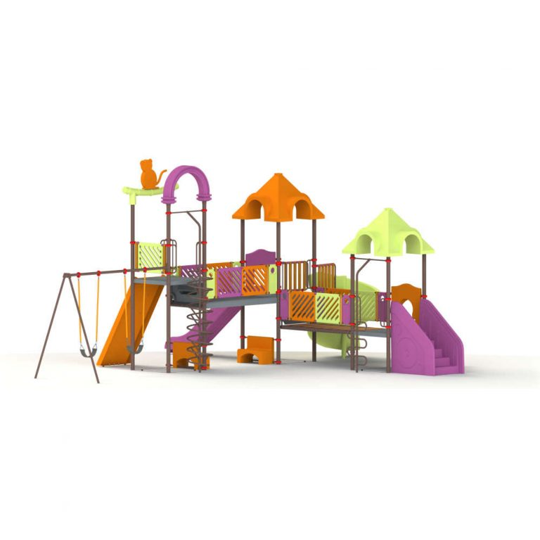 MAPS 51 B | Multi activity play systems | Playtime | Playground Equipment