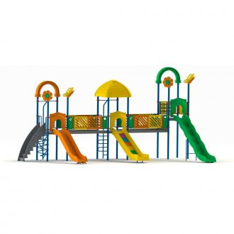 MAPS 52 A | Multi activity play systems | Playtime | Playground Equipment