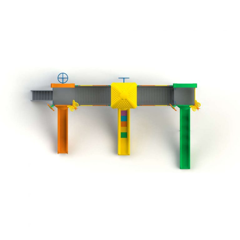 MAPS 52 TOP | Multi activity play systems | Playtime | Playground Equipment