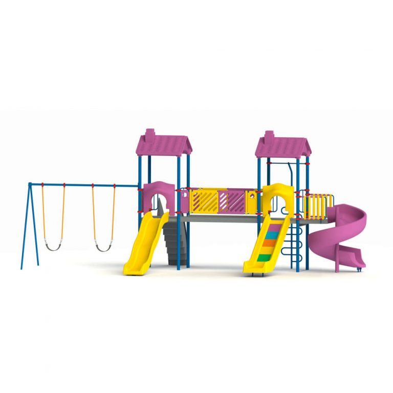 MAPS 53 A (2) | Multi activity play systems | Playtime | Playground Equipment