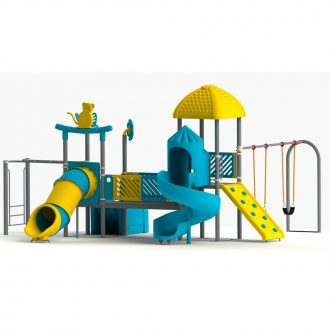 MAPS 54 A (2) | Multi activity play systems | Playtime | Playground Equipment
