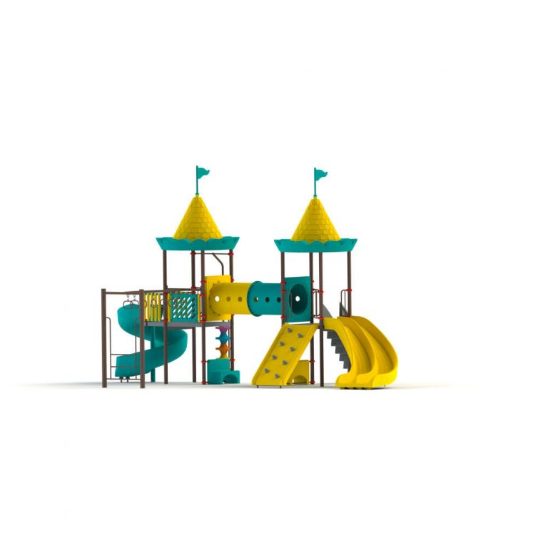 MAPS 55 A | Multi activity play systems | Playtime | Playground Equipment