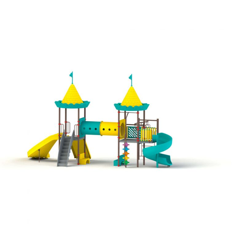 MAPS 55 B | Multi activity play systems | Playtime | Playground Equipment
