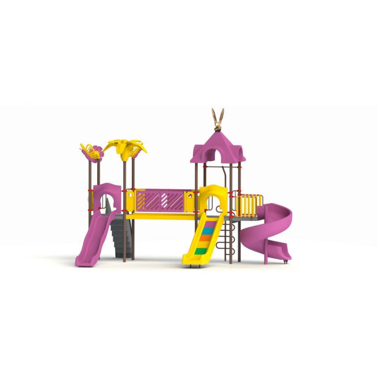 MAPS 56 A | Multi activity play systems | Playtime | Playground Equipment
