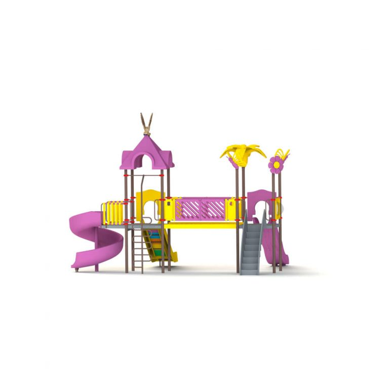MAPS 56 B | Multi activity play systems | Playtime | Playground Equipment