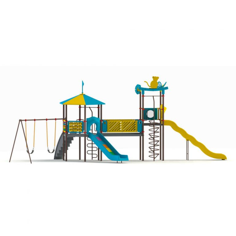 MAPS 57 A (2) | Multi activity play systems | Playtime | Playground Equipment