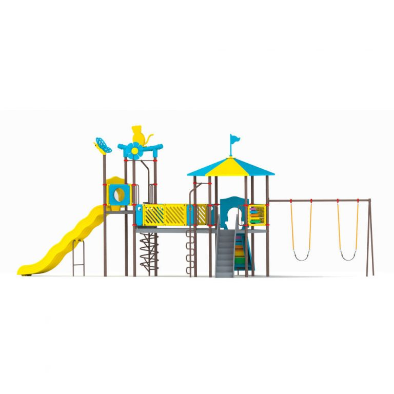 MAPS 57 B (2) | Multi activity play systems | Playtime | Playground Equipment